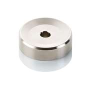Clearaudio Stainless Single 45 Turntable Adapter