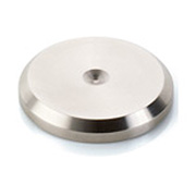 Clearaudio Stainless Steel Spike Plate