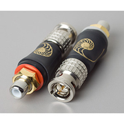 Cardas Female RCA to Male BNC Adapters Single