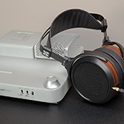 HiFiMan Combo HE 560 Headphones and EF100 Headphone Amplifier