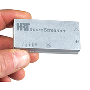 HRT - MicroStreamer - 24/96 External USB Sound Card