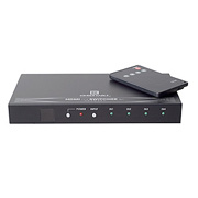 Kimber Kable SW 41 HDMI 1.3 Switcher w/ Remote