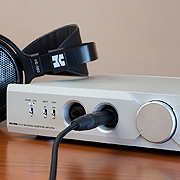 Musical Fidelity MX HPA Fully Balanced Headphone Amplifier
