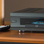 OPPO - BDP-105 - Universal Network 3D Blu-ray Disc Player