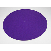 Rega Colored Turntable Record Mat Fits P1, P2, P3, P5 and P7