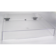 Rega dust cover Clear