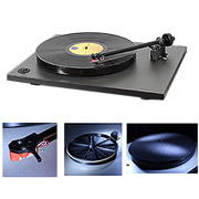 Rega - RP1 Turntable w/Performance Pack / Bias 2 cartridge
