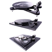 Rega RP8 Skeletal Turntable w/ Black TT PSU