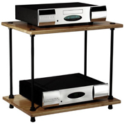 Salamander - Archetype 2.0 Two-Shelf Audio Rack