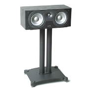 Steel Foundations 22 inch Center Channel Speaker Stand