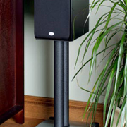 Sanus Steel Foundations Mark IV Speaker Stands - Demo