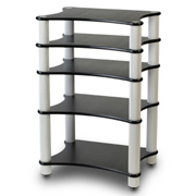 Solid Tech - Solo Five Shelf Audio Rack