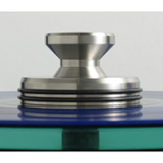 VPI HRX Center Record Clamp