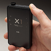 Alpha Design Labs ADL X1 Headphone Amplifier w/ USB DAC