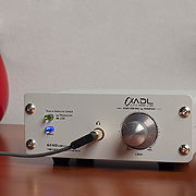 Alpha Design Labs - GT40 - USB DAC with Phono Stage