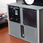 Audio Desk Vinyl Cleaner Pro Automatic Record Cleaning Machine