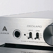 Audeze Deckard Headphone Amplifier - Demo