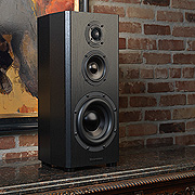 Bryston Mini T 3 Way Bookshelf Speaker
