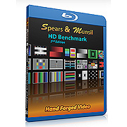Spears Munsil HD Benchmark 3D Disc - 2nd Edition