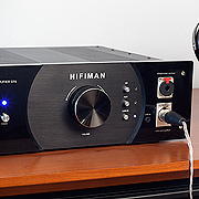HiFiMan EF6 Tube Headphone Amplifier - Demo