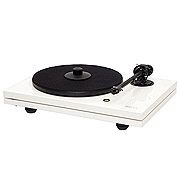 Music Hall MMF 5.1WH  Gloss White Turntable w/ Magic 3