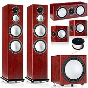 Monitor Audio Silver 10 Multichannel Package