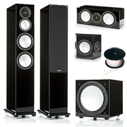 Monitor Audio Silver 8 Multi channel Package