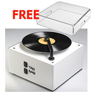 Okki Nokki Record Cleaning Machine with FREE Dustcover