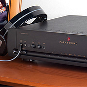 Parasound Halo P5 Stereo Preamplifier - Demo