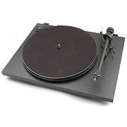 Pro-Ject Essential II USB Turntable with USB Output and Ortofon OM 5E MM Phono Cartridge