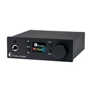 Pro-Ject Pre Box S2 Digital Preamplifier and DAC