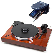 Pro Ject Xtension 9 SuperPack  Turntable with Blue Point Special EVO III Low Output - Demo