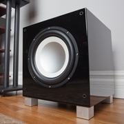 REL Acoustics T9i 10 Inch Powered Subwoofer