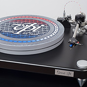 VPI Scout Turntable with Original Acrylic Platter