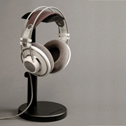 Woo Audio - HPS-R - Adjustable Height Headphone Stand