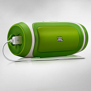 JBL - OnBeat Charge - Portable Rechargeable Speaker