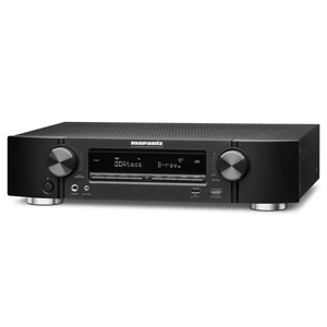 Marantz NR1608 Slim Line Home Theater Receiver-Audio Advisor on thin audio systems, vintage audio systems, pool audio systems, spy audio systems, compact audio systems, big audio systems, outdoor audio systems, party audio systems, shower audio systems,