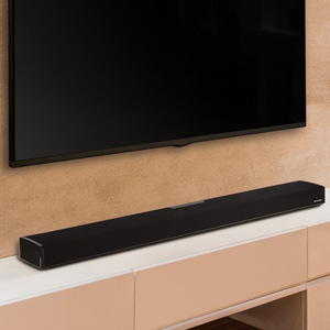 MartinLogan Cadence 5.1 Channel Soundbar with Air Play Play Fi Bluetooth Wireless Streaming