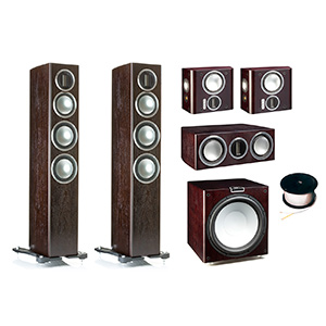 Monitor Audio Gold 200 Series Package