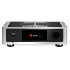 NAD M32 DirectDigital Integrated Amplifier BluOS Ready