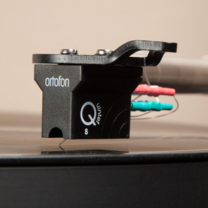Ortofon MC Quintet S Black Phono Cartridge