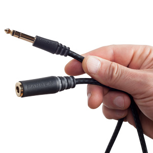 Pangea Audio Premier Headphone Extension Cable with Cardas Copper