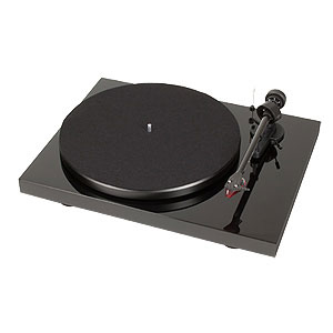 Pro-Ject Debut Carbon (DC) Turntable High-Gloss Black