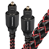 AudioQuest - Cinnamon - Toslink Optic Digital-Audio Cable