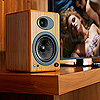Audioengine A5+ Classic Powered Multimedia Speaker System