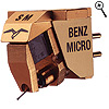 Benz Micro - GLIDER S - MC  Stereo  Phono Cartridge - Demo