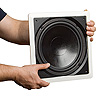 Parasound - C1002 -  10 in. In-Wall Subwoofer - Demo
