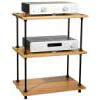 Salamander Archetype 3.0 Three Shelf Audio Rack
