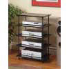 Salamander - Archetype 5.0 Five-Shelf Audio Rack