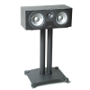 Sanus Steel Foundations Center Channel Speaker Stand